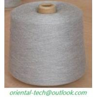 Quality High quality polyester/viscose 65/35 melange Blended yarn with Competitive Price for sale