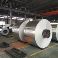 Quality 1235Series O Temper Industrial Aluminum Foil Cold Drawn Mill Finish Package for sale