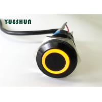 Quality 16mm Push Button Switch LED Illuminated , Automotive Push Button Switches for sale