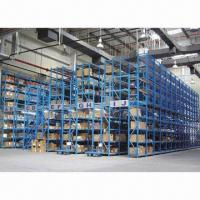 Quality Warehouse storage multilevel mezzanine racking/shelving/storage racking system  for sale
