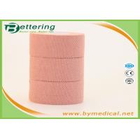Quality Elastic Adhesive Bandage Tape , Elastoplast Finger Protection Tape For Wound Dressing for sale