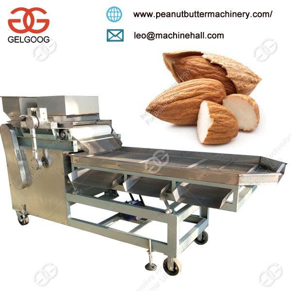 almond chopping machine