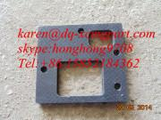Quality Weichai Wd615 Wp10 Engine Intake Gasket 61500110024 Xcmg Spare Parts for sale