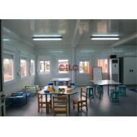 Quality Sound Insulation Portable Classroom Buildings Environment Friendly For Kindergarden for sale