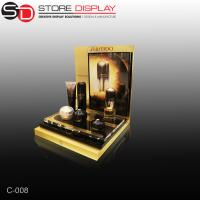 Quality Acrylic Counter Displays for cosmetic to Store Merchandise for sale