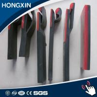 Quality High wear resistant dual sealing system rubber polyurethane conveyor belt skirting for sale