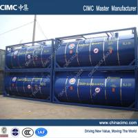 Quality ISO 20ft bitumen tanker container for sale