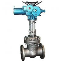 Quality Cast Steel Electric Motor Operated Valve Electric Actuated Gate Valve for sale