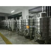 China jacketed wine making equipment 2000l on sale