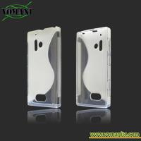 """Quality TPU soft cover case for Nokia 928, Unique style, """"S"""" pattern for sale"""