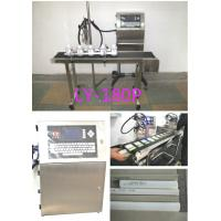 Quality Plastic Bottle Date Code Printing Machine Inkjet Printer/logo printing machine/ly-180P for sale