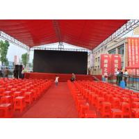 Quality P10 Rgb Hd Outdoor Led Screen Display Video Photos die catsing aluminum Cabinet for sale