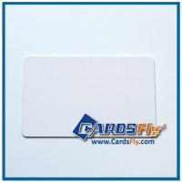 China blank plastic cards on sale