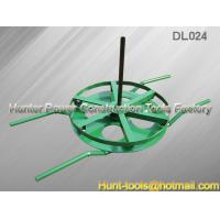 Quality Horizontal cable drum jack Suitable for broken and damaged cable rollers  for sale