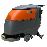 Quality Powerful Concrete Floor Cleaning Machine / Automatic Floor Scrubber Machine for sale