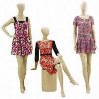 Quality Female Display Mannequins, Abstract Model, Fashionable Design, Made of Fiberglass and Resin for sale