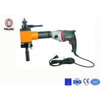 Quality Low Noise Portable Pipe Beveling Tool Electric Driven Automatically Feed for sale