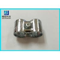 Quality Multifunctional Flexible Chrome Tube Connectors HJ-11D  2.5mm Thickness for sale
