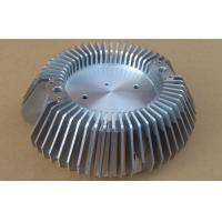 Quality Personalized Aluminum Electronic Enclosures / Radiator CNC Metal Machining for sale