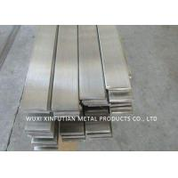 Buy Hairline Finish 316l Stainless Steel Flat Bar / Stainless Steel Square Bar AISI 303 at wholesale prices