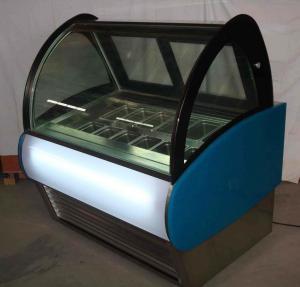 Quality Gelato/ Ice Cream Display Showcase CGF12 for sale