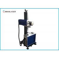Quality Air Cooling Flying 20w Co2 Laser Carving Machine For Easy Tear Line Marker for sale