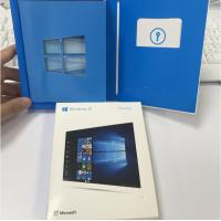 Quality Best sale Newest Korean Language Microsoft Windows 10 Home with 3.0 USB Flash Drive FPP Key Online activation Windows 10 for sale