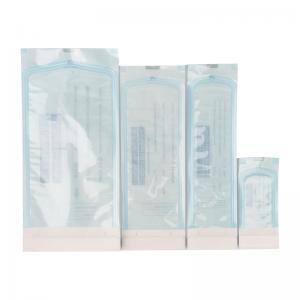 Quality ETO Beauty Salon 90*260mm Self Sealing Sterilization Pouch for sale