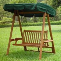 Quality 2seat promotion garden swing for sale