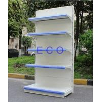 Quality Customizable OEM Steel Supermarket Display Shelving Wall Display Racks for sale