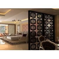 Quality Luxurious Stainless Steel Privacy Screen With Good Ventilation / Light Transmittance for sale