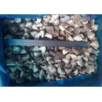 Buy Typical Flavor IQF Mushrooms / Shiitake Mushrooms Quarter Cut ISO Approval at wholesale prices