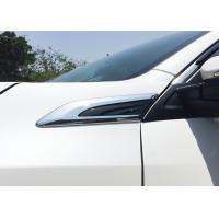 Quality HONDA CIVIC 2016 Professional Auto Body Trim Parts , Chromed Fender Garnish for sale