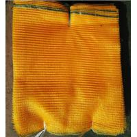 Quality Long Life Time Mesh Netting Bags Raschel Solid Stucture For Agriculture Products for sale