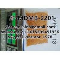 Quality 5F-MDMB-2201 orange color cannabis with safe and fast shipping 5CLADBA for sale