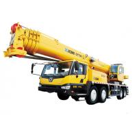 Quality Extended Boom Truck Mounted Lift Large Working Scope QY70K - I for sale