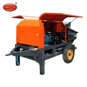 Quality Good Price HBTSL40 Concrete Pump Construction Cement Pump for sale