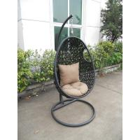 Quality Comfortable Leisure Cane / Rattan Swing Chair For Living Room for sale