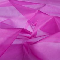 China Best Quality Real Mulberry Organza Material For Wedding Dress on sale