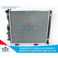 Quality Benz Aluminum Radiator W124 / 230E ' 84 - 93 PA32 / 36 AT DPI 453 OEM 124 500 2803/9003 for sale