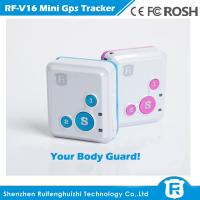 Quality Anti lost Child Protection Devices Anti-Lost Alarm Security Device Mini GPS Tracker for sale