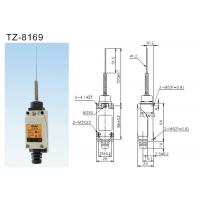 Quality Tend Limit Switch Spring Type TZ-8169  Position Switch TZ8169 for sale
