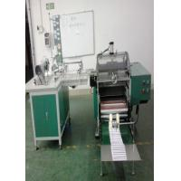 China 60hz 3kw Book Binding Sewing Machine Working Speed 800-1800 Times / Hour on sale