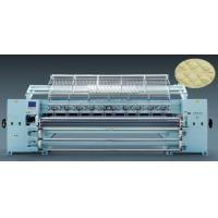Quality Chain Stitch Computer Guided Quilting Machine , Garment Industry Machinery 5.2kw for sale
