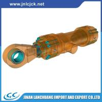 Buy cheap Chinese 5 stage telescopic hydraulic cylinder from Wholesalers
