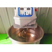 Quality Electric Bakery Dough Mixer Dough Kneading Easy Clean Double Speed Motor for sale