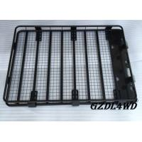 Heavy Duty 4runner Roof Rack System , Steel Powder Coating Car Top Carrier