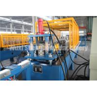 Custom Galvanized Steel Sheet Metal Roll Forming Machines with PLC Control