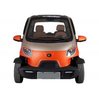 Quality AC Charging 4 Wheels 55km/H 2 Passenger Electric Car for sale