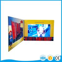 Quality Chinese Homemade Lcd Video Brochure / Video Greeting Card For Teacher